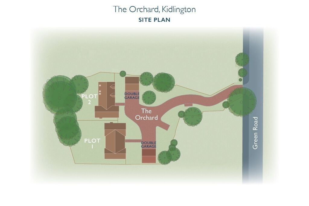 The Orchard Site Plan Edit