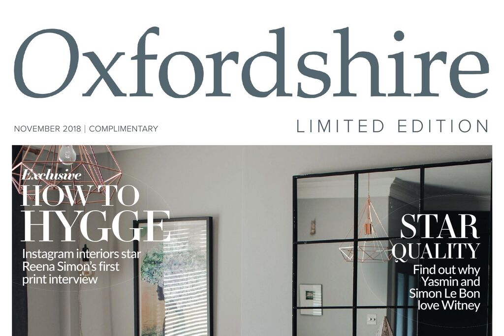 Oxfordshire Limited Edition
